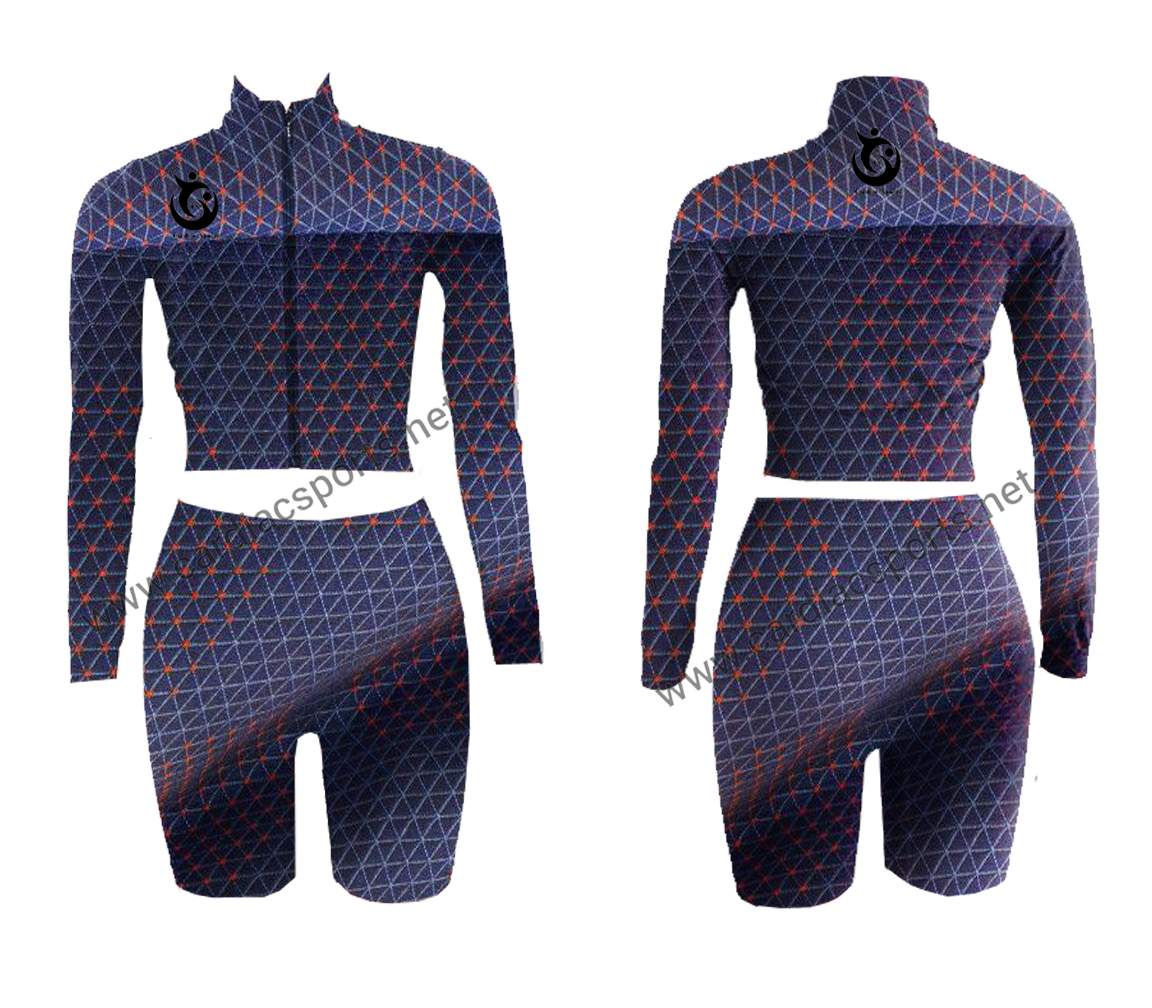 Fitness suit